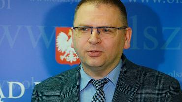 Prezes Sądu Rejonowego w Olsztynie Maciej Nawacki