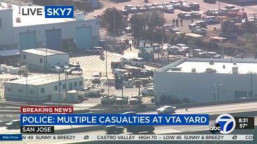 Strzelanina w San Jose