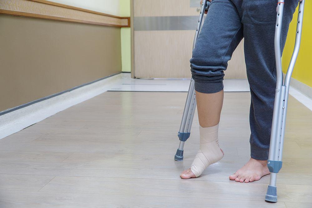 Kule ortopedyczne najlepiej wybierać z lekarzem lub fizjoterapeutą
