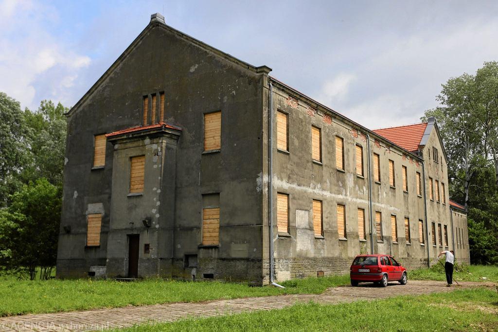 Lagerhaus w Oświęcimiu