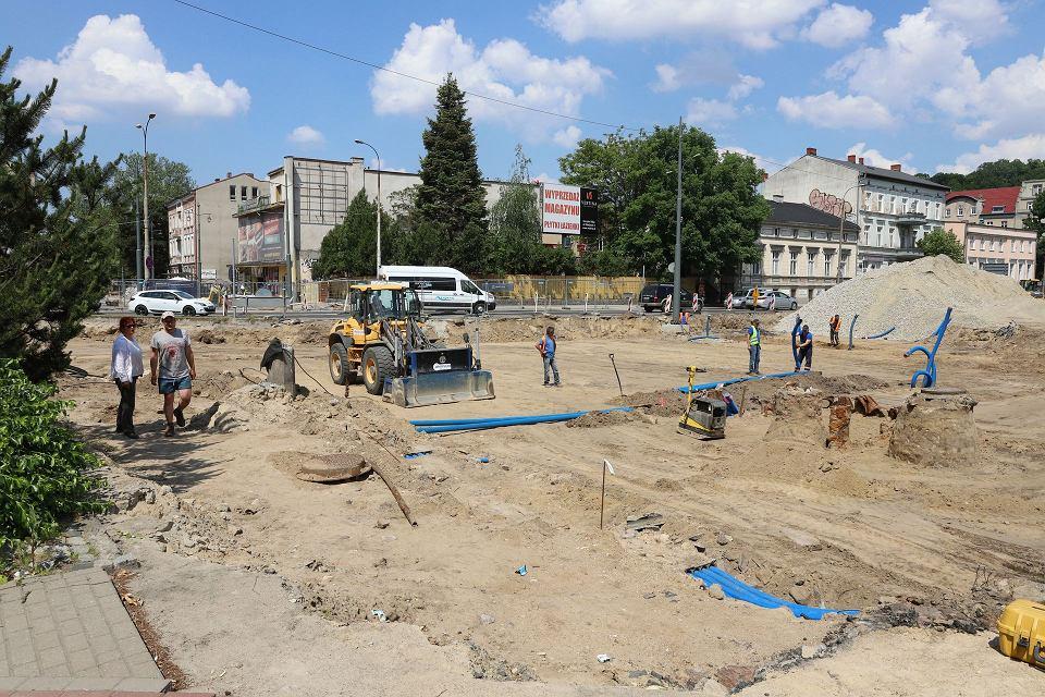 Zdjęcie numer 6 w galerii - Wielka przebudowa w centrum Gorzowa trwa już rok. Co się ostatnio zmieniło?