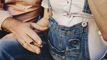 Palenie marihuany w ciąży szkodzi