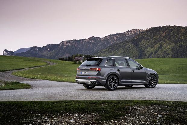 Audi SQ7 V8 TFSI 2020