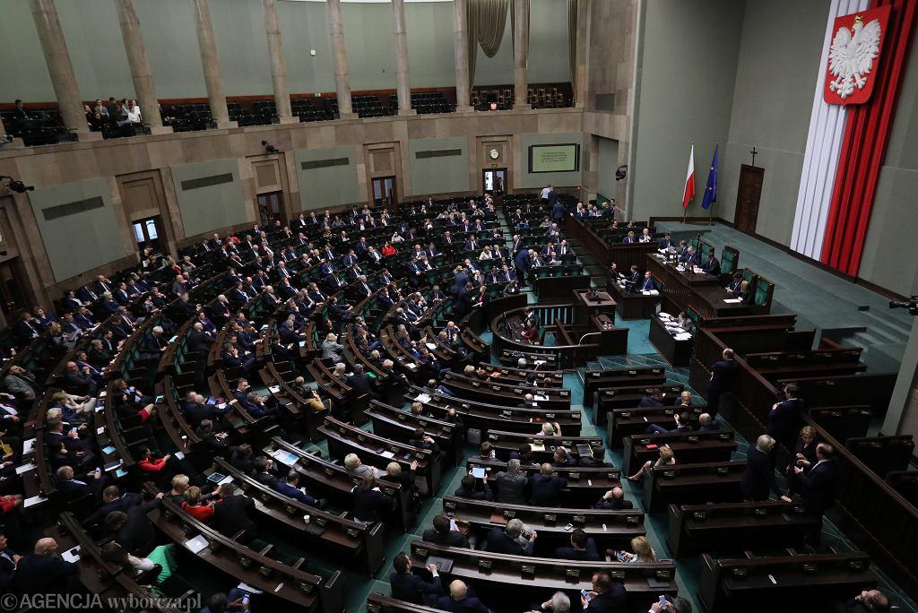 Sejm przeforsuje ustawę o p.o. RPO? Ekspertka komentuje