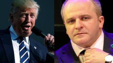Donald Trump, Paweł Kowal