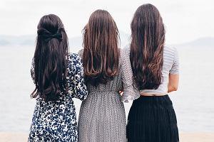 Randki wiktoriańskich fryzur