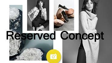 Reserved Retro/ Future, czyli odsłona najnowszej kolekcji Concept