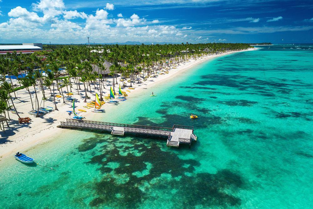Kurort w Punta Cana na Dominikanie