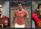 MŚ 2014. Najlepsi strzelcy w historii reprezentacji Portugalii