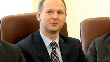 Były szef KNF Marek Chrzanowski