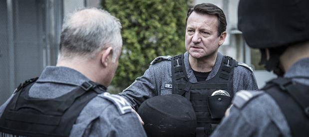 Kadr z filmu 'Konwój'