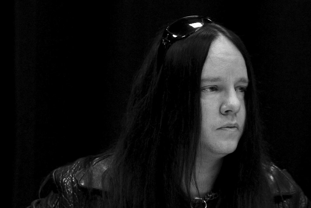 Joey Jordison perkusista grupy Slipknot