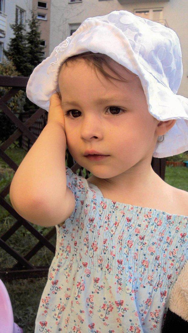 Ania Baranowska, 26 miesięcy
