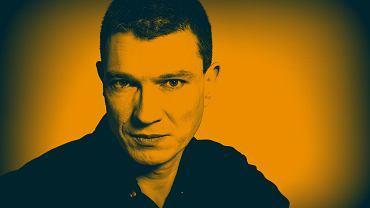 Grzegorz Sroczyński, autor podcastu 'Sabat symetrystów'