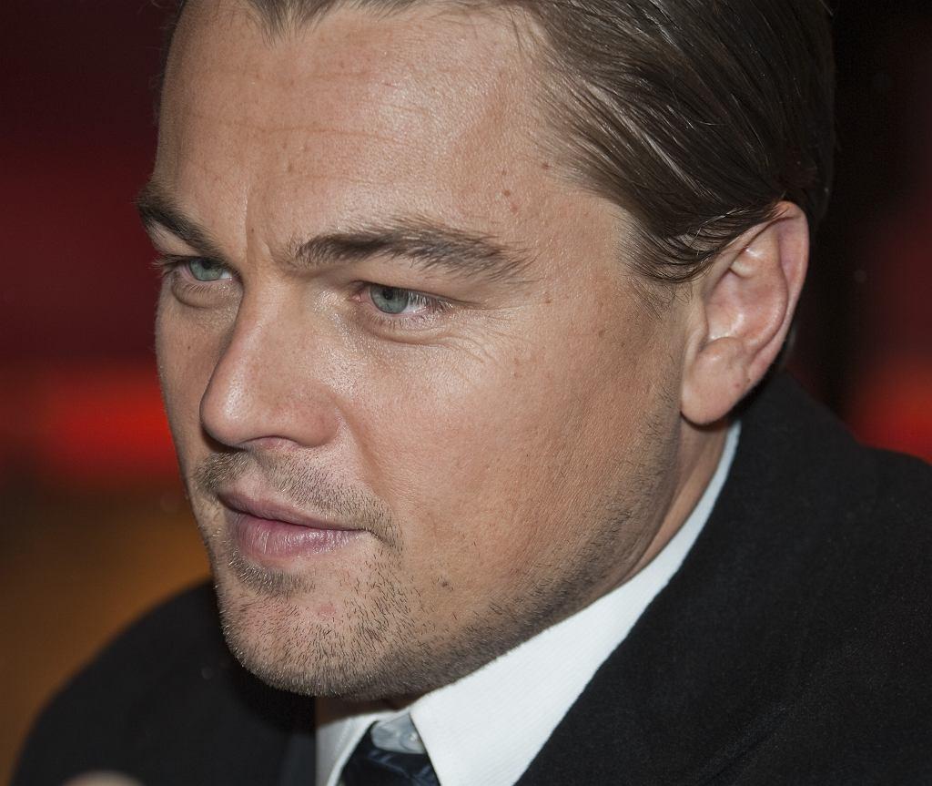 Leonardo DiCaprio musiał oddać statuetkę Oscara