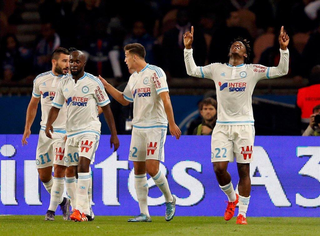 Zespół Olympique Marsylia