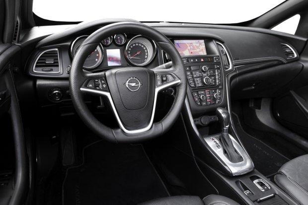 Opel Cascada 1.6 Turbo A/T Cosmo | Test długodystansowy cz. VII | Instrukcja obsługi