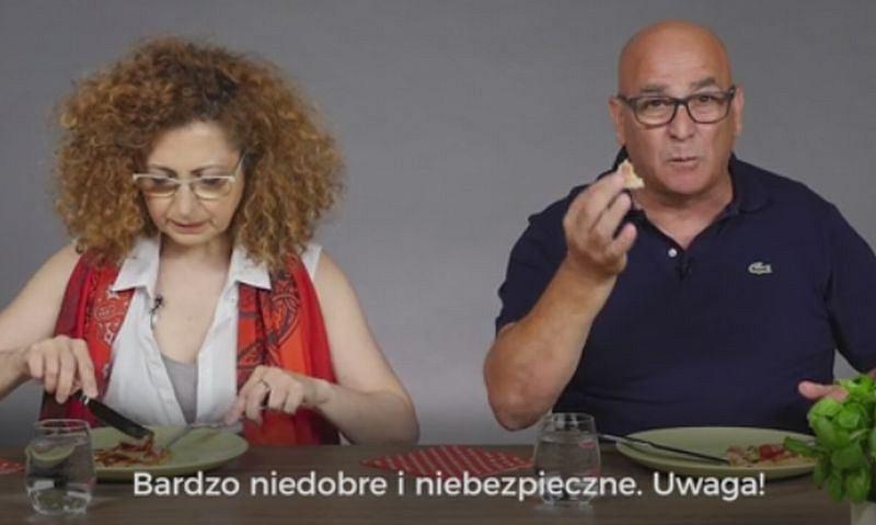 Włosi testują pizzę