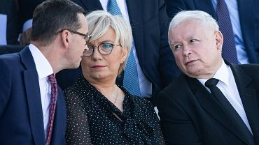 Przyłębska Julia, Jarosław Kaczyński
