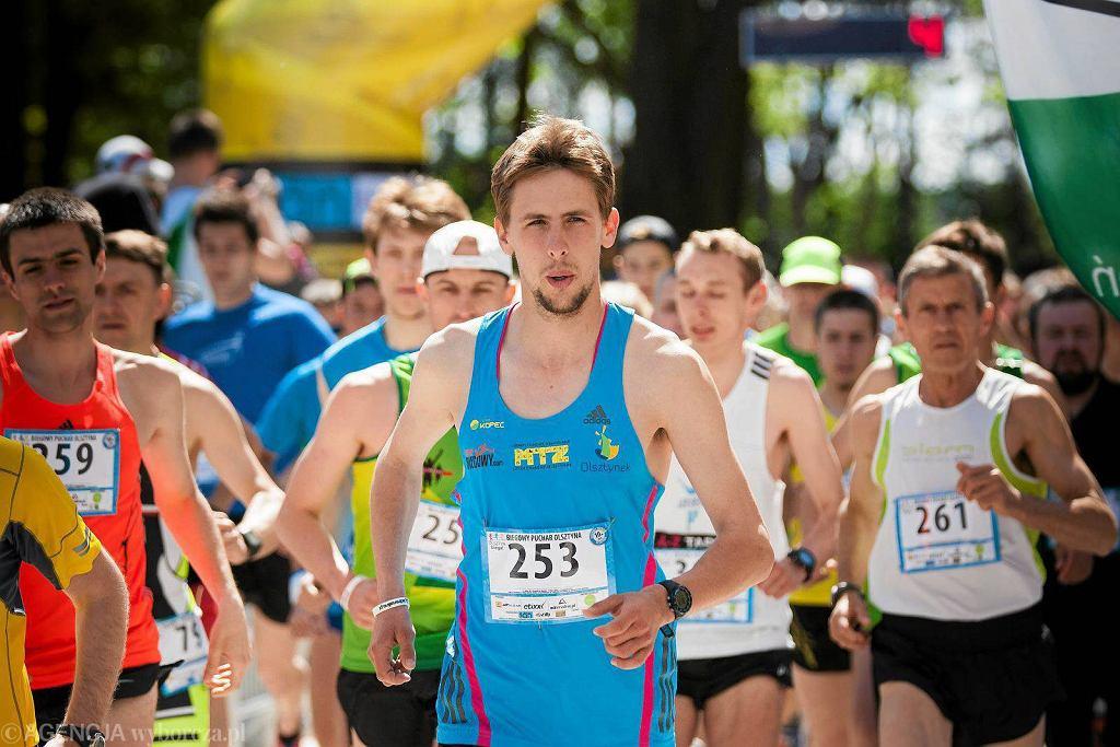 Trzecia seria biegów akcji Olsztyn Biega 2015
