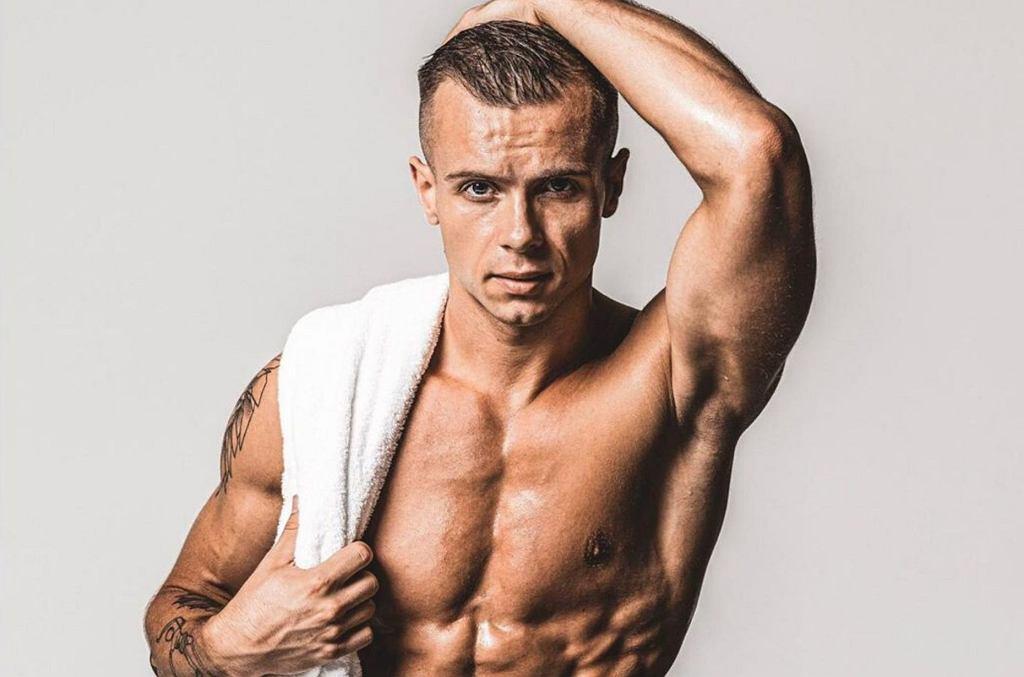 Daniel Borzewski. Mister Polski 2019