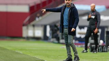 Manchester City ma dwóch kandydatów do zastąpienia Guardioli. Klub czeka na jego decyzję