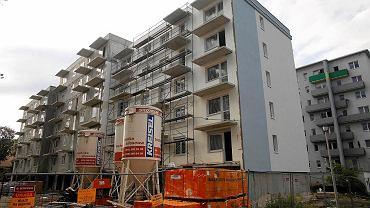 Mieszkania (zdjęcie ilustracyjne)