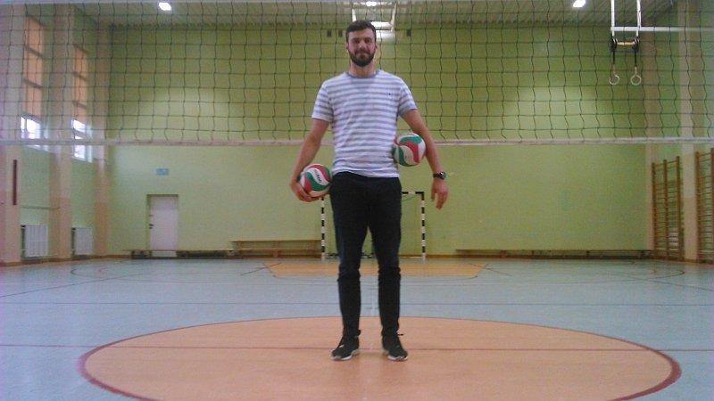 siatkówka, Jakub Wachnik