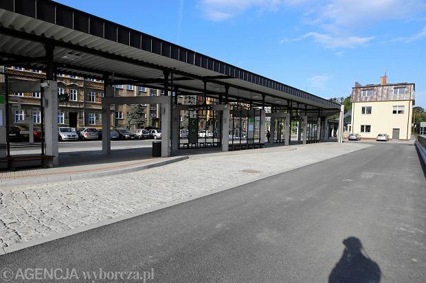 Zdjęcie numer 24 w galerii - Była rudera. Teraz jest nowoczesny dworzec za 17 milionów złotych