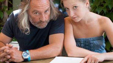 Lara Gessler i Piotr Gessler
