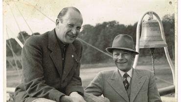 Bohdan Lachert i Józef Szanajca