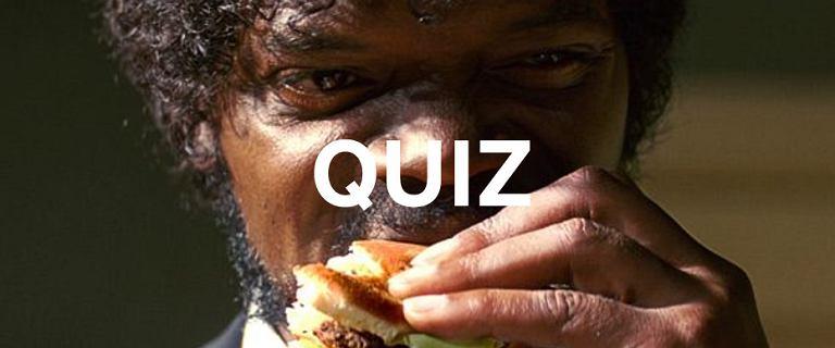 Pytamy o znane filmy, ale podpowiedzią jest to, co w nich jedzono. Dasz radę?