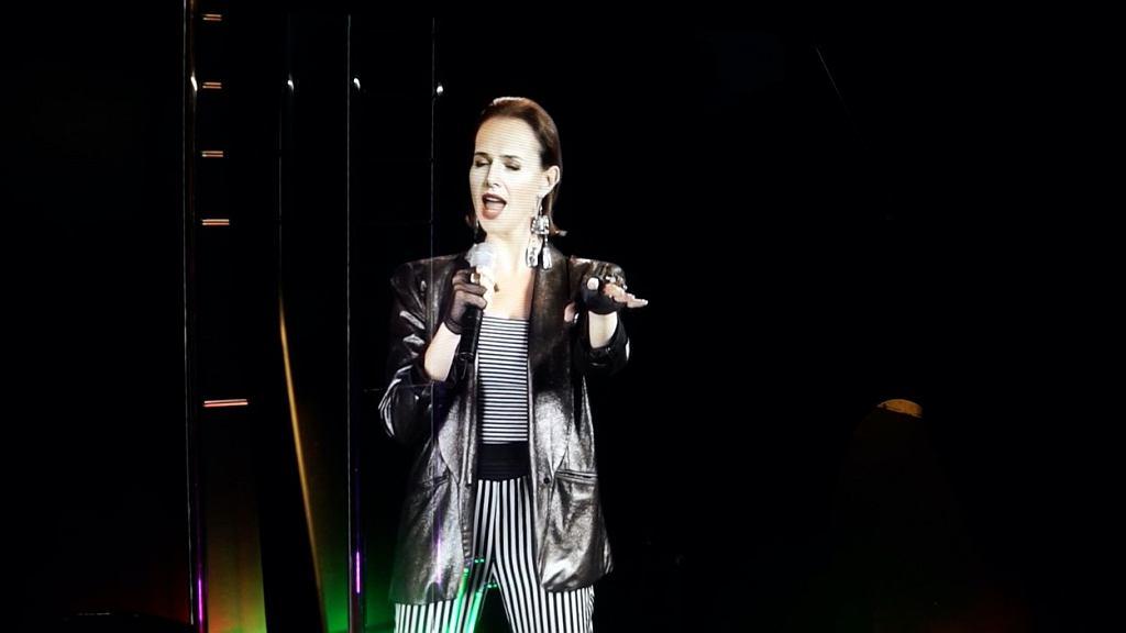 Holograficzna Kora gotowa do trasy koncertowej