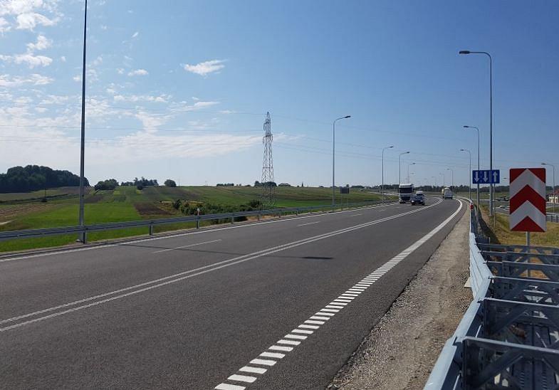 droga ekspresowa S19 fragment Sokołów Małopolski Północ - Stobierna