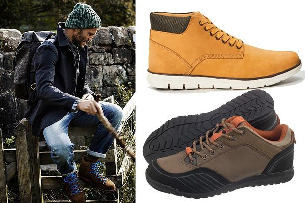Jak dobrać buty trekkingowe?