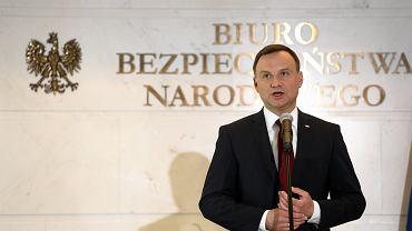 Prezydent Duda podpisał ustawę o zakazie zgromadzeń w trakcie szczytu NATO