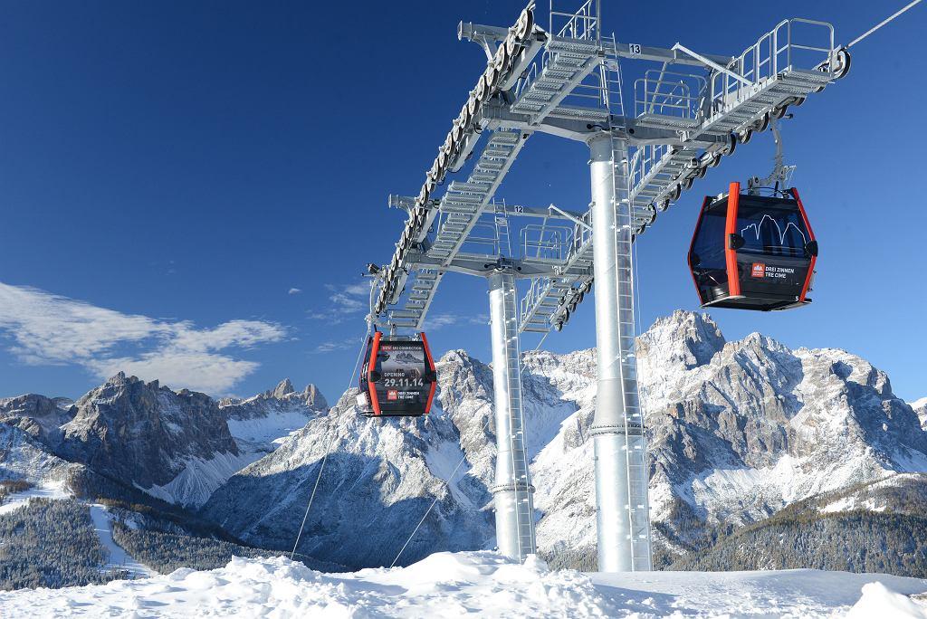Dla narciarza 'podróżnika': Alta Pusteria