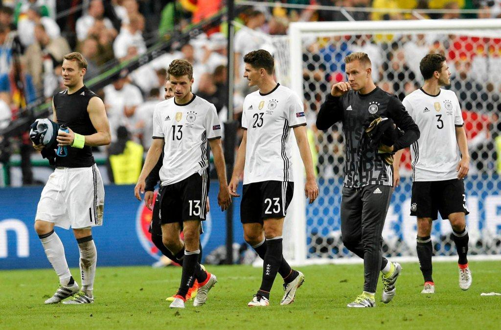 Reprezentanci Niemiec