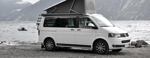 Volkswagen California | Pierwsza jazda | Crosscamper