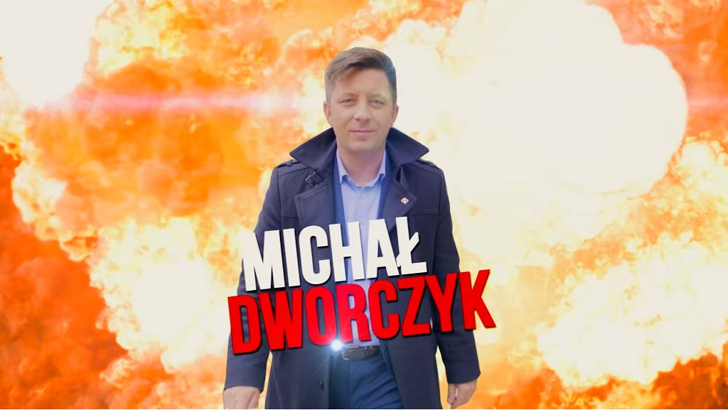 'Michał Dworczyk - czy jestem spadochroniarzem? [SPOT]'