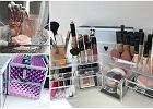 Kufry, organizery i koszyki na kosmetyki - ładne, praktyczne i w świetnych cenach