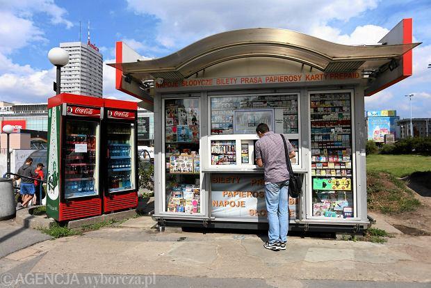 1112cb3ea79082 Lodówki przy kioskach już tylko dla pielgrzymów? Wkrótce znikną z ulic