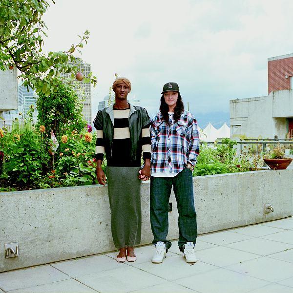 Projekt Switcharoo, pary zamienione ubraniami