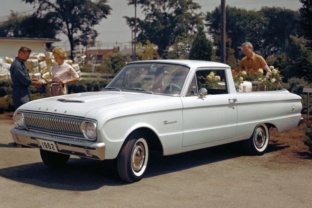 1962 Ford Falcon pickup