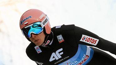 Dawid Kubacki w Bischofshofen na Turnieju Czterech Skoczni