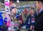 Dawid Kubacki mocno zdziwiony. Do dziennikarza TVP: To jest pytanie z serii bardzo głupich