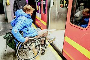Mój pierwszy raz: na wózku inwalidzkim