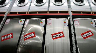 Ustawa szykowana przez rząd przewiduje, że m.in. na sprzętach AGD pojawią się etykiety z nowymi oznaczeniami wielkości zużycia energii.