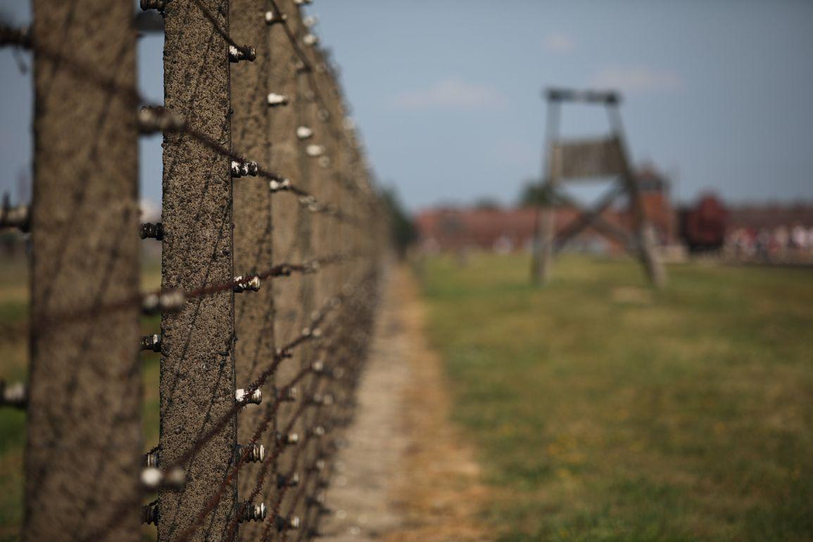 20.07.2019 Brzezinka . Byly niemiecki nazistowski oboz koncentracyjny . Muzeum Auschwitz Birkenau .Fot. Jakub Wlodek / Agencja Gazeta