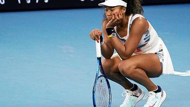 Australian Open 2020. Smutna Naomi Osaka